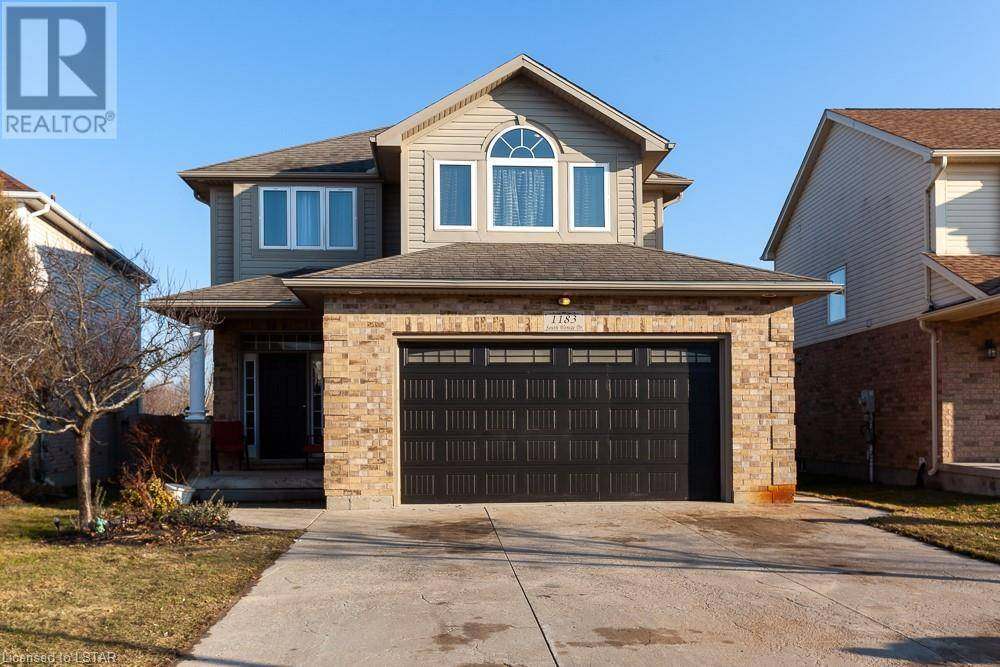 House for sale at 1183 South Wenige Dr London Ontario - MLS: 253084