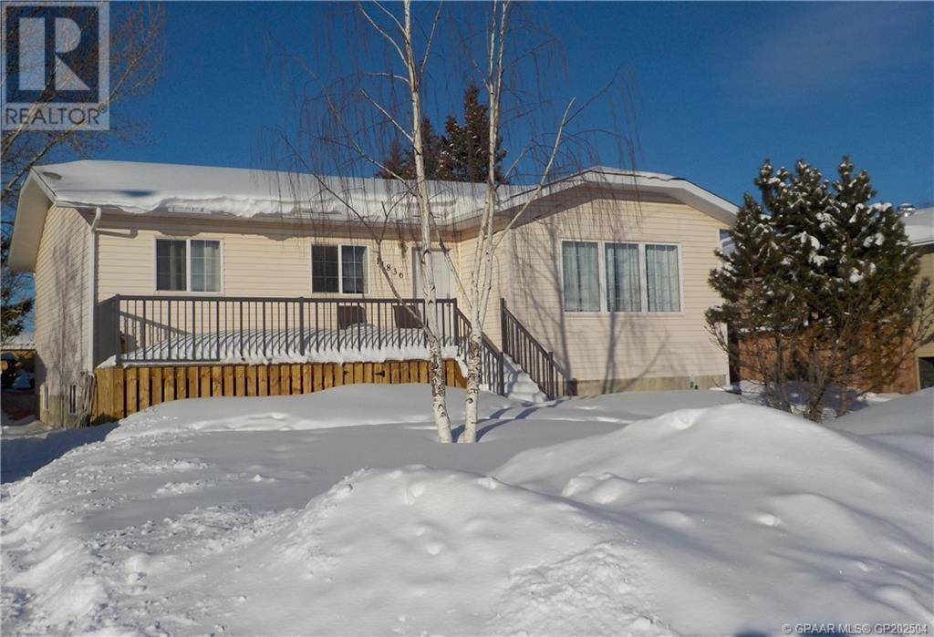 House for sale at 11836 104 Ave Fairview Alberta - MLS: GP202504