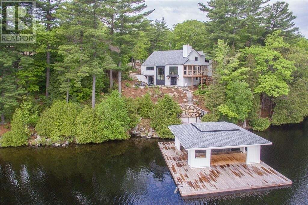 House for sale at 1184 Mortimer's Point Rd Muskoka Lakes Ontario - MLS: 252016
