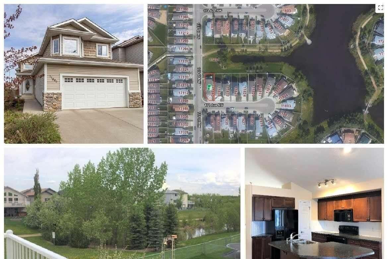 House for sale at 11840 171 Av NW Edmonton Alberta - MLS: E4189167