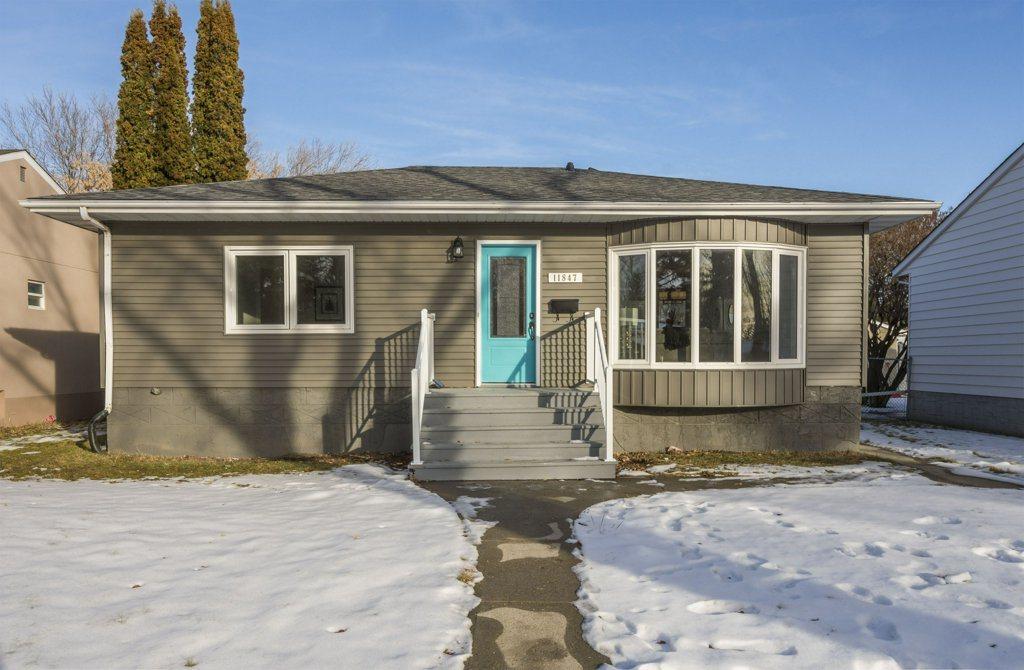 Sold: 11847 134 Street, Edmonton, AB