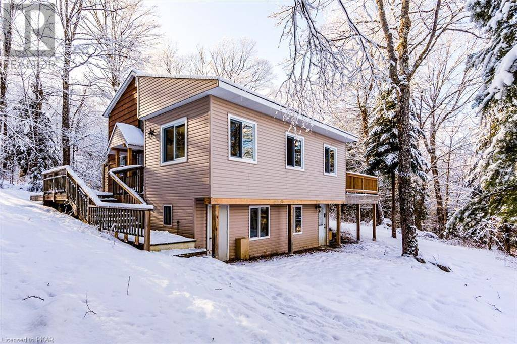 House for sale at 1185 Dudley Rd Haliburton Ontario - MLS: 250940