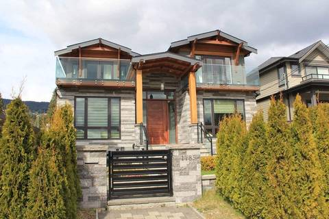House for sale at 1185 Inglewood Ave West Vancouver British Columbia - MLS: R2450589