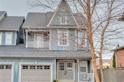 Townhouse for sale at 1185 Meadowgrove Ct Mississauga Ontario - MLS: W4422188