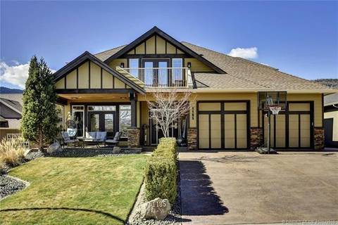 House for sale at 1185 Peak Point Dr West Kelowna British Columbia - MLS: 10179916