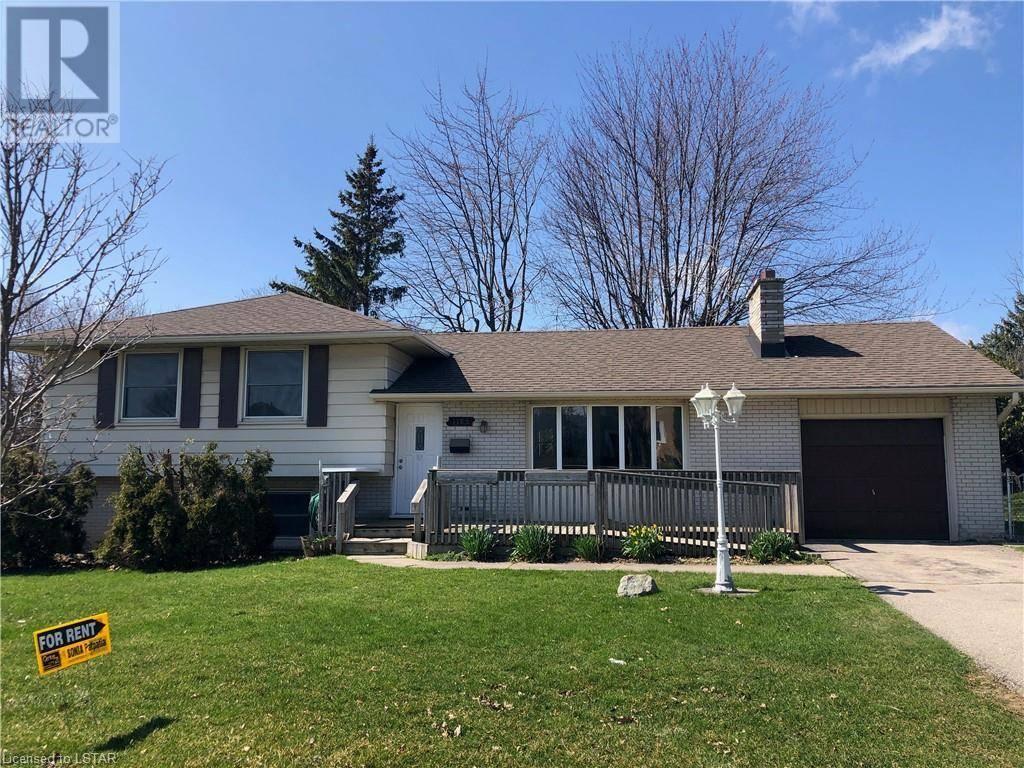 House for rent at 1185 Royal York Rd London Ontario - MLS: 254786