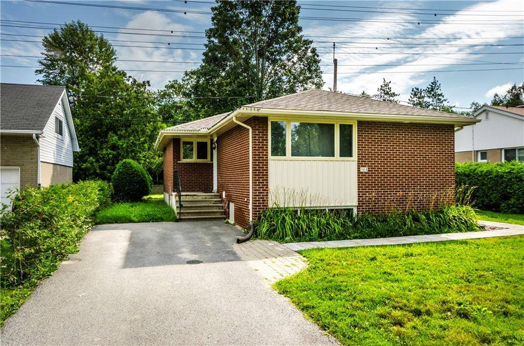 House for sale at 1185 Woodside Dr Ottawa Ontario - MLS: 1169952