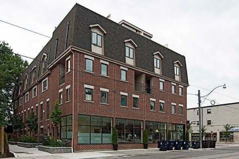 Townhouse for rent at 1185 Queen St Toronto Ontario - MLS: E4914264
