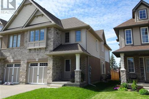 Townhouse for sale at 1186 Caen Ave Woodstock Ontario - MLS: 30731429