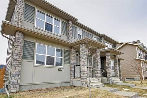 Townhouse for sale at 1186 Evanston Dr Northwest Calgary Alberta - MLS: C4221632