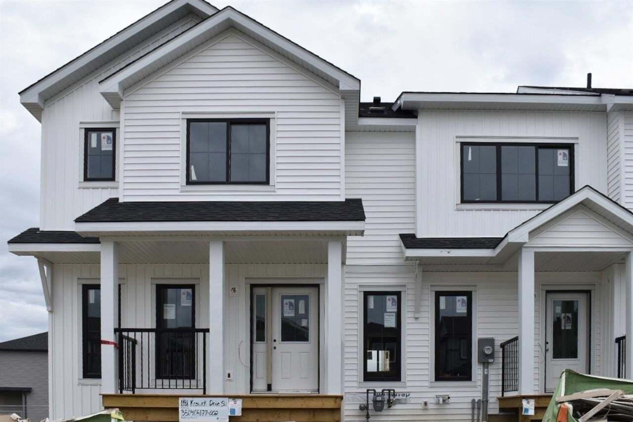 House for sale at 1187 Keswick Dr SW Edmonton Alberta - MLS: E4212397