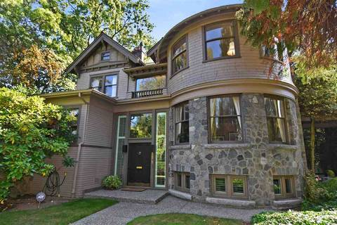 Townhouse for sale at 1188 Laurier Ave Vancouver British Columbia - MLS: R2361749
