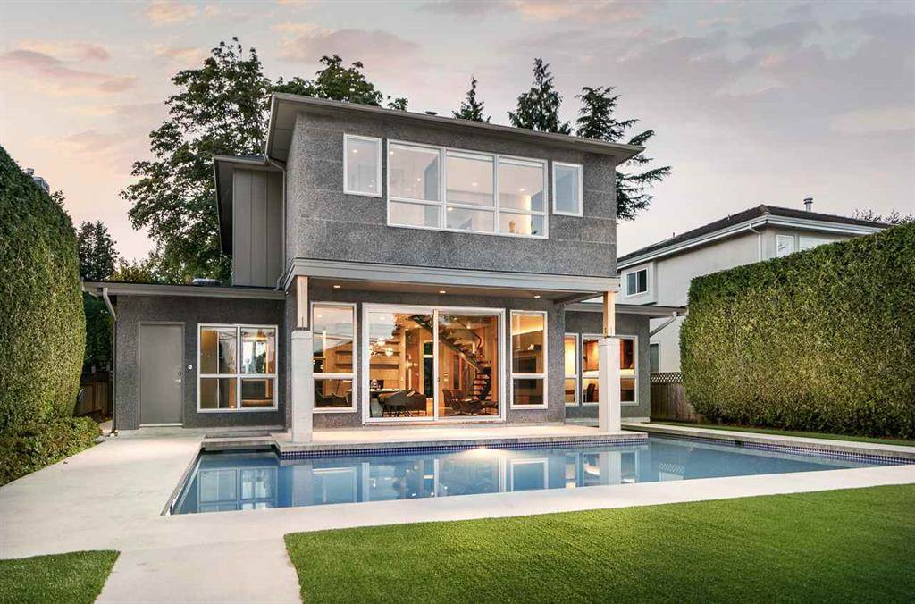 For Sale: 1188 W 57th Avenue, Vancouver, BC | 4 Bed, 4 Bath House for $7,680,000. See 20 photos!