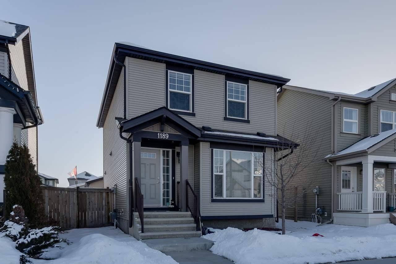House for sale at 1189 Mcconachie Blvd Nw Edmonton Alberta - MLS: E4190541