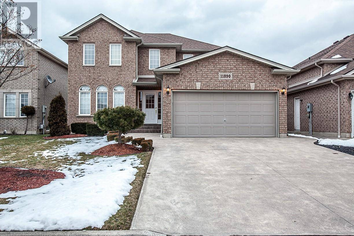 House for sale at 11890 Cobblestone Cres Windsor Ontario - MLS: 20001743