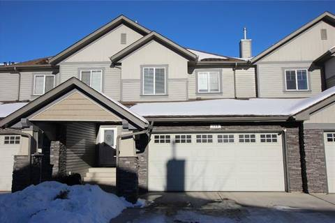 Townhouse for sale at 100 Coopers Common Southwest Unit 119 Airdrie Alberta - MLS: C4245687