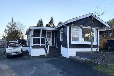 Residential property for sale at 10221 Wilson St Unit 119 Mission British Columbia - MLS: R2429086