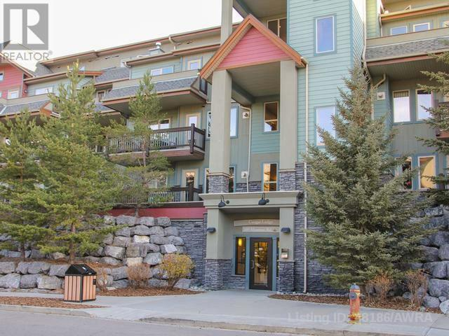 Buliding: 109 Montane Road, Canmore, AB