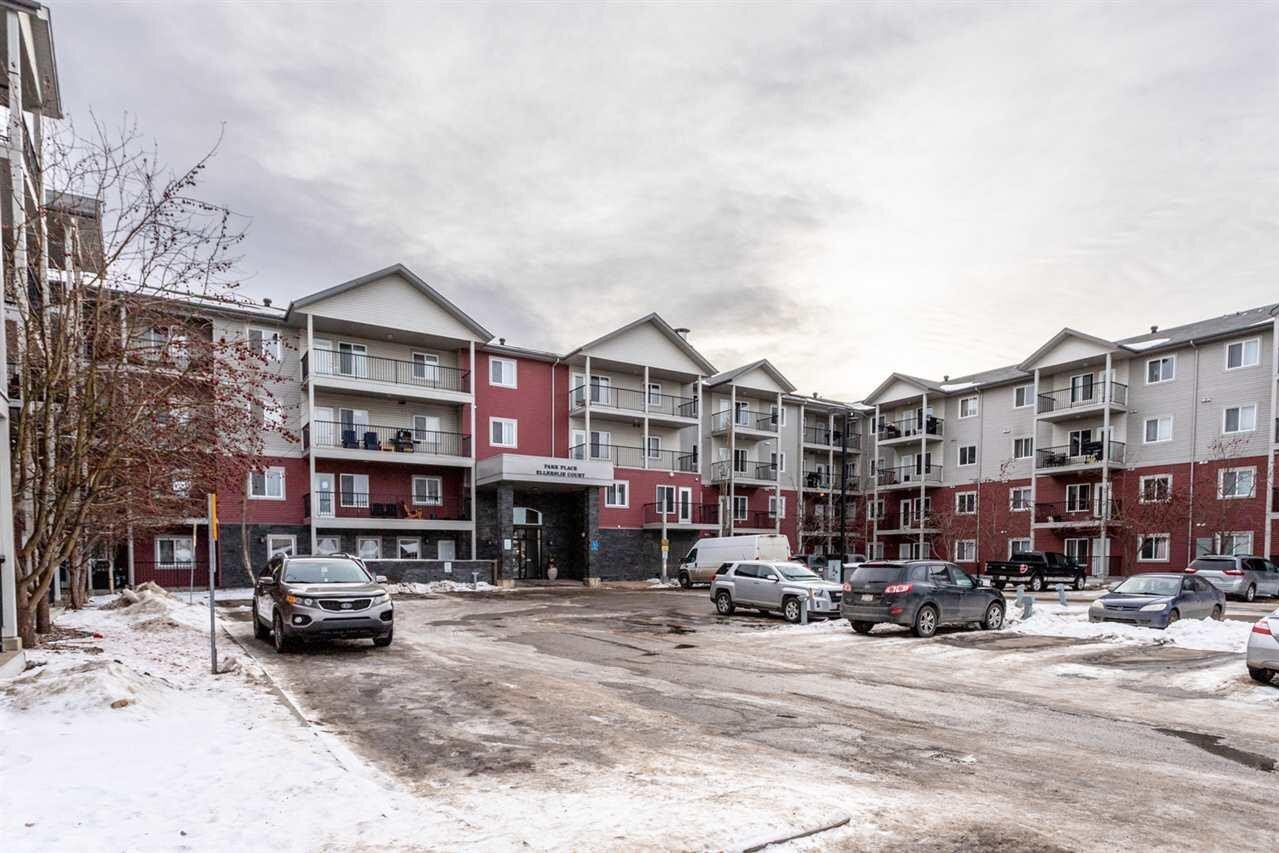 Condo for sale at 111 Edwards Dr SW Unit 119 Edmonton Alberta - MLS: E4224539
