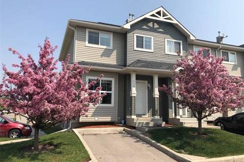 Townhouse for sale at 111 Tarawood Ln Northeast Unit 119 Calgary Alberta - MLS: C4237607