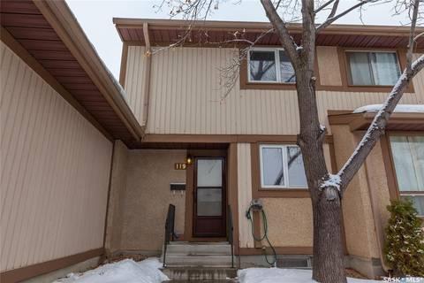 Townhouse for sale at 1128 Mckercher Dr Unit 119 Saskatoon Saskatchewan - MLS: SK801099