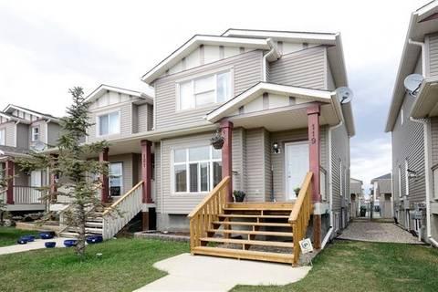 Townhouse for sale at 119 Sandford Pl Unit 119 Langdon Alberta - MLS: C4284929