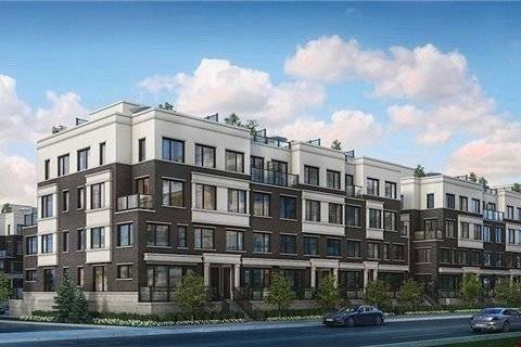 Home for sale at 1711 Pure Springs Blvd Unit 119 Pickering Ontario - MLS: E4391438
