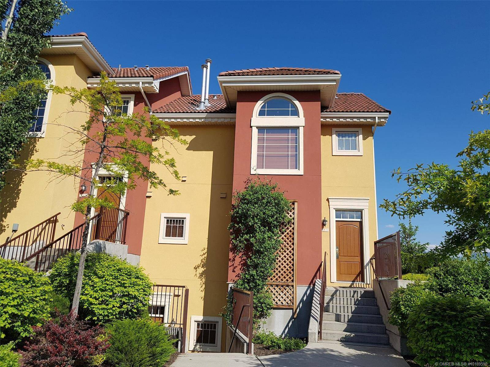 Townhouse for sale at 1795 Country Club Dr Unit 119 Kelowna British Columbia - MLS: 10189590