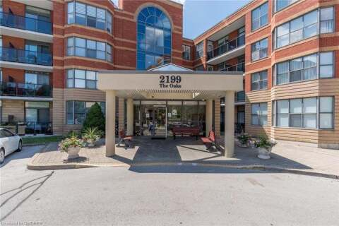 Residential property for sale at 2199 Sixth Line Unit 119 Oakville Ontario - MLS: 40011065