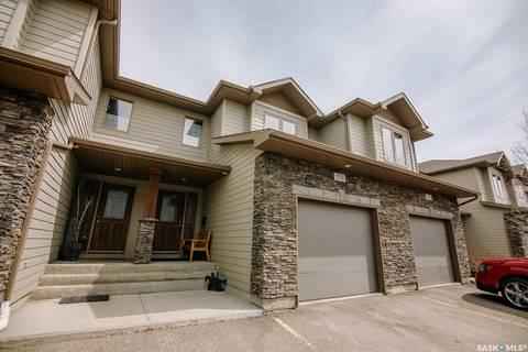 Townhouse for sale at 2501 Windsor Park Rd Unit 119 Regina Saskatchewan - MLS: SK806115