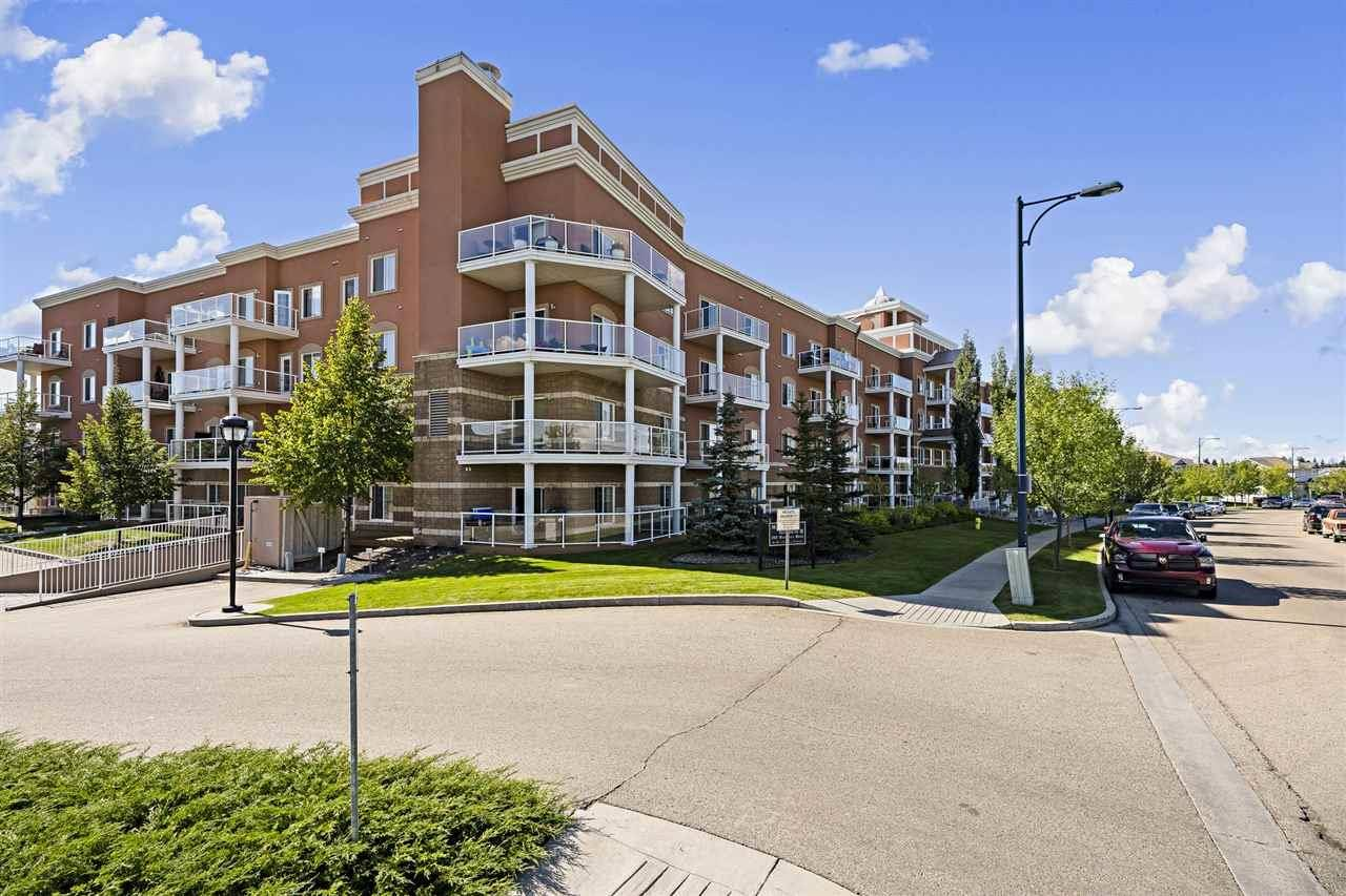 Condo for sale at 263 Macewan Rd Sw Unit 119 Edmonton Alberta - MLS: E4172703