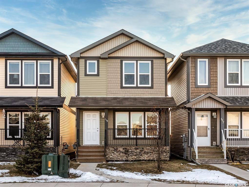 House for sale at 315 Hampton Circ Unit 119 Saskatoon Saskatchewan - MLS: SK793036