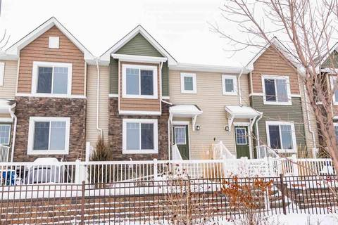 Townhouse for sale at 3625 144 Ave Nw Unit 119 Edmonton Alberta - MLS: E4153629