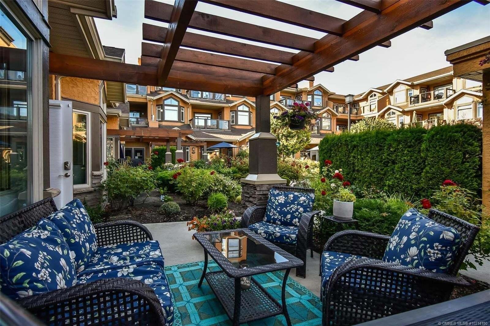 Condo for sale at 3996 Beach Ave Unit 119 Peachland British Columbia - MLS: 10214150
