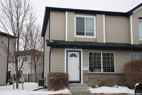 Townhouse for sale at 670 Kenderdine Rd Unit 119 Saskatoon Saskatchewan - MLS: SK803097