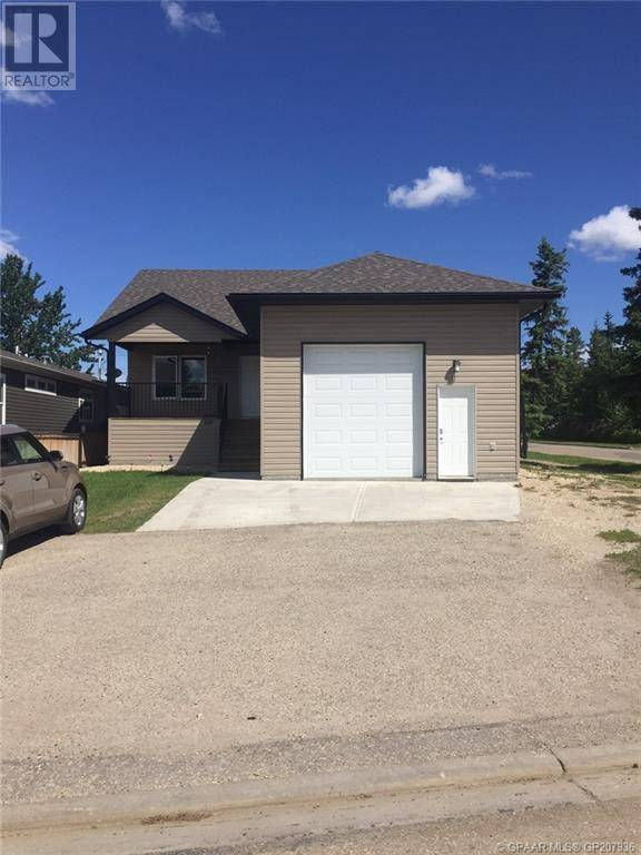 House for sale at 119 6a St Beaverlodge Alberta - MLS: GP207936