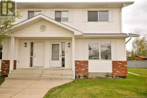 Townhouse for sale at 9140 101 Ave Unit 119 Grande Prairie Alberta - MLS: GP205473