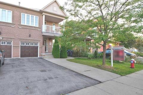 Townhouse for sale at 119 Ashdale Rd Brampton Ontario - MLS: W4581356