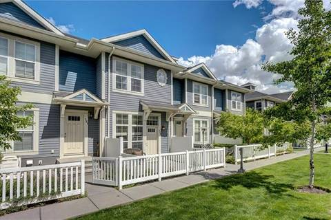 Townhouse for sale at 119 Auburn Bay Common Southeast Calgary Alberta - MLS: C4248808