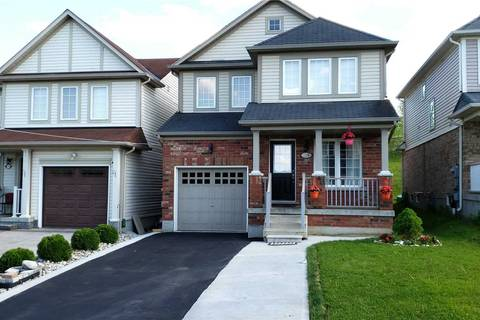 House for sale at 119 Bailey Dr Cambridge Ontario - MLS: X4474817