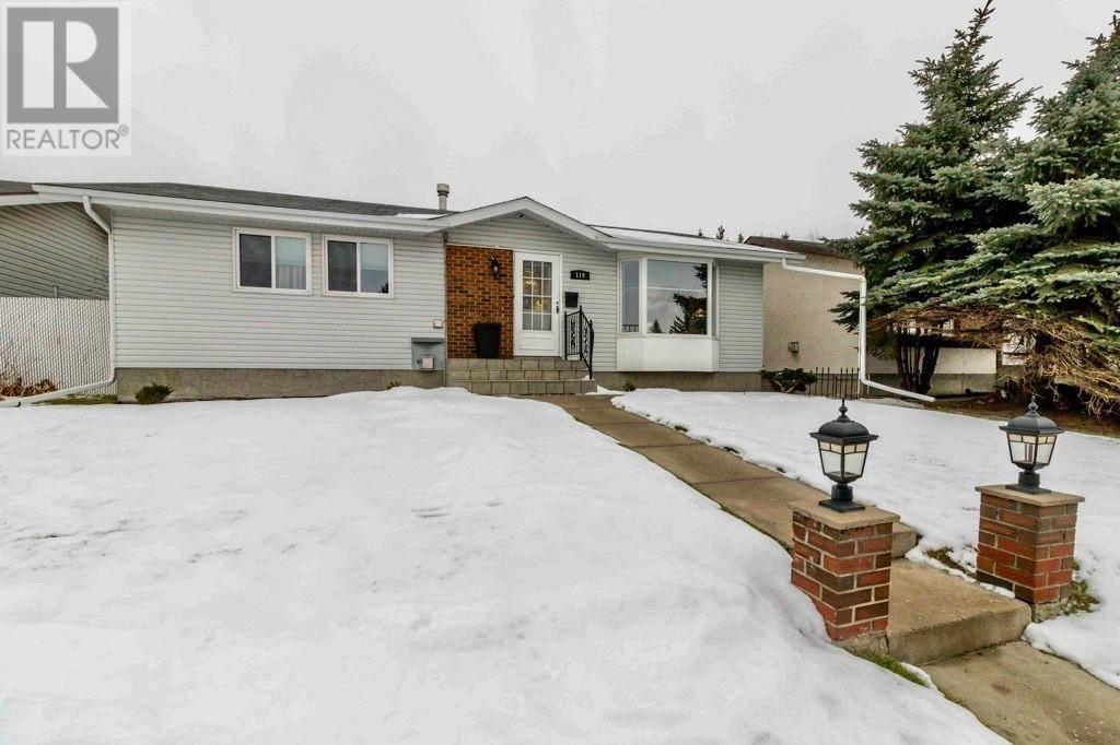 House for sale at 119 Barrett Dr Red Deer Alberta - MLS: ca0183755