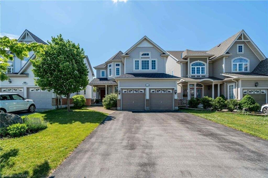 House for sale at 119 Birkhall Pl Barrie Ontario - MLS: 30818706