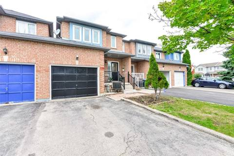 Townhouse for sale at 119 Black Oak Dr Brampton Ontario - MLS: W4554273