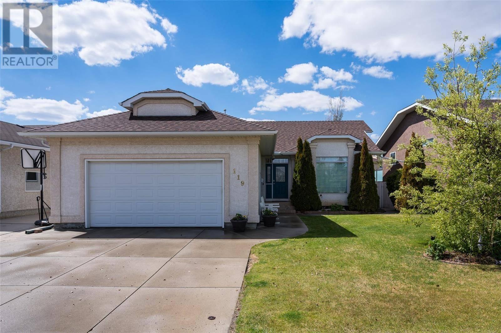House for sale at 119 Blackshire Cres Saskatoon Saskatchewan - MLS: SK782136