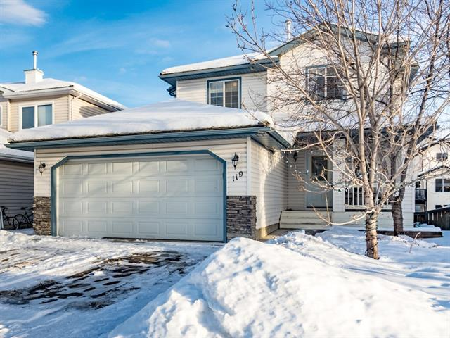 For Sale: 119 Bow Ridge Crescent, Cochrane, AB | 4 Bed, 4 Bath House for $439,990. See 50 photos!