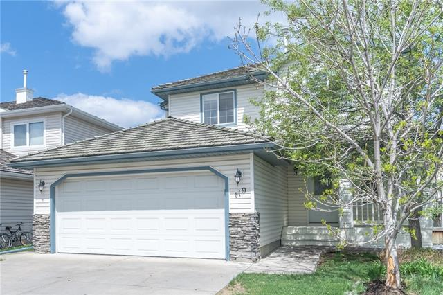 For Sale: 119 Bow Ridge Crescent, Cochrane, AB | 4 Bed, 3 Bath House for $409,900. See 49 photos!
