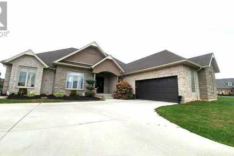 House for sale at 119 Braemar Blvd Chatham Ontario - MLS: 18001785