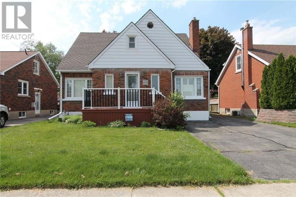 House for rent at 119 Brunswick St Brantford Ontario - MLS: 30811410