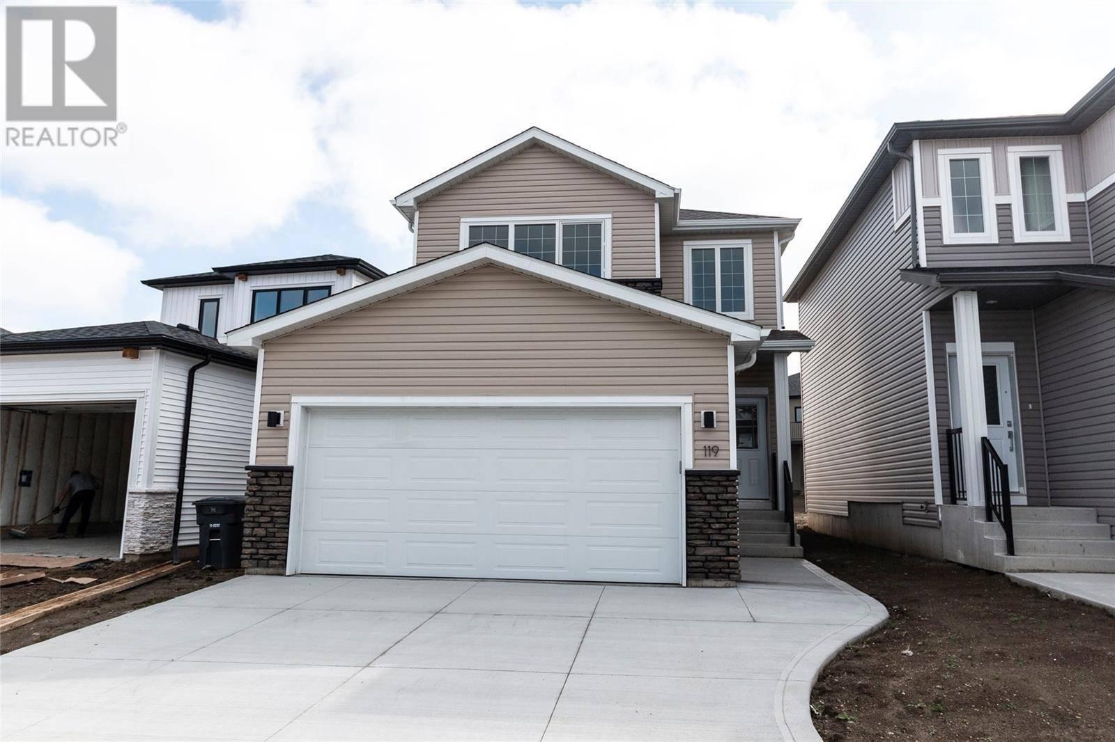 House for sale at 119 Burgess Cres Saskatoon Saskatchewan - MLS: SK787214