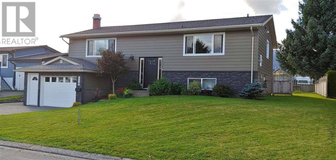 House for sale at 119 Carswell St Kitimat British Columbia - MLS: R2407011